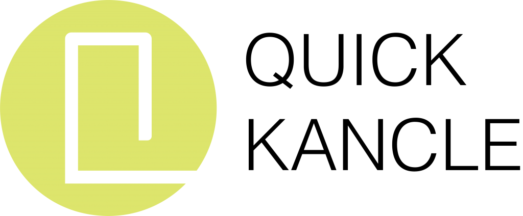 Logo Quick Kanclov.