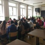 Fotografia triedy študentov zapojených do projektu Víta vás EduEra!.
