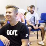Účastníci medzinárodného semináru Let's get cross!.
