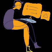 ilustrácia - zvukár