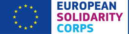 Logo European Solidarity Corps.